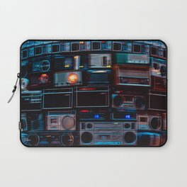 New World sound system Laptop Sleeve