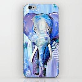 Boho Elephant iPhone Skin