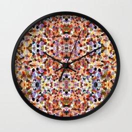Petalos II Wall Clock