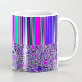 Re-Created Southern Cross XVII by Robert S. Lee Coffee Mug