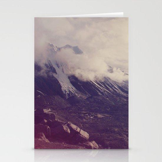 New Zealand (4) Stationery Cards