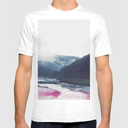 Low Tide in the Valley T-shirt