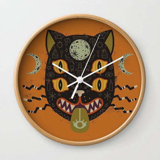 Spooky Cat by camillechew