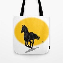 Horse Tote Bag