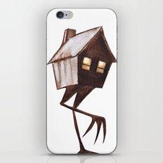 Bird House iPhone & iPod Skin