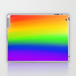 Rainbow Bright Laptop & iPad Skin