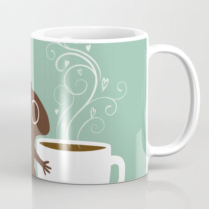 Squirrel Coffee Lover Coffee Mug