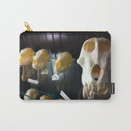 baboon bones Carry-All Pouch