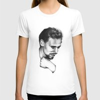 tom hiddleston T-shirts featuring Tom Hiddleston by aleksandraylisk
