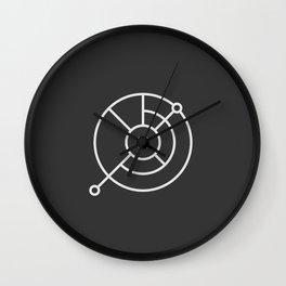 BAD NEWS MARK Wall Clock