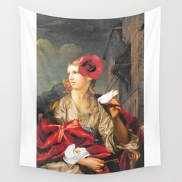 The First Tweet Wall Tapestry