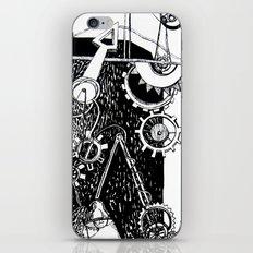 machine iPhone & iPod Skin
