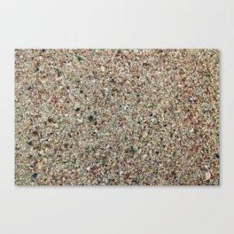 Bermuda Sand Canvas Print