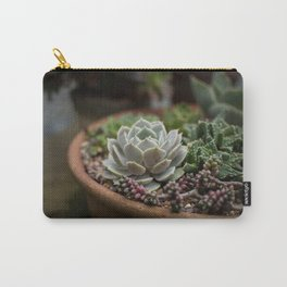 Suculenta Carry-All Pouch