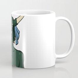 The lusty argonian maid Coffee Mug
