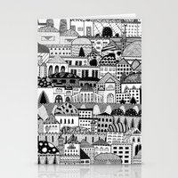 palestine Stationery Cards featuring Jerusalem, Palestine by LaPe