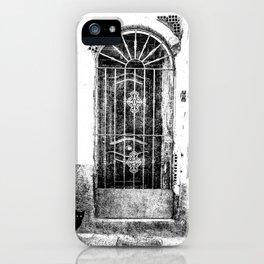 The Cat (2) iPhone Case