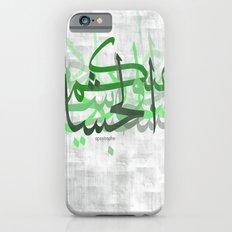 calligraphy Slim Case iPhone 6s