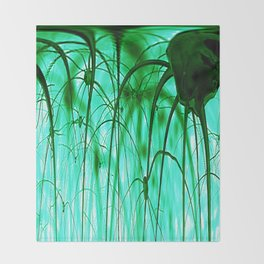 Original Abstract Duvet Covers by Mackin & MORE Throw Blanket