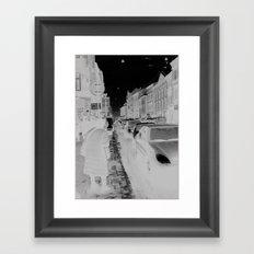Granny Framed Art Print
