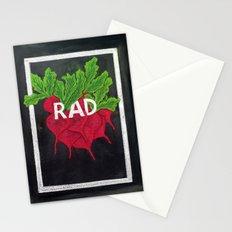 Rad(ish) Stationery Cards
