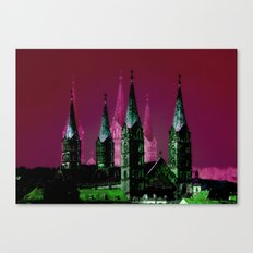Bamberger Dom Canvas Print