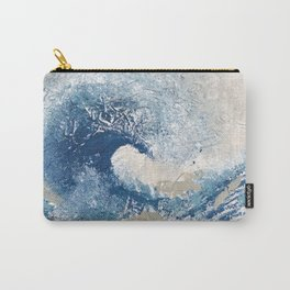 The Great Wave Carry-All Pouch