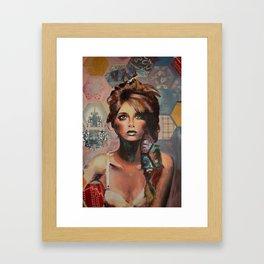 Fair Trade II Framed Art Print