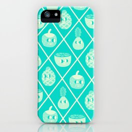 Fruit and Friends iPhone Case