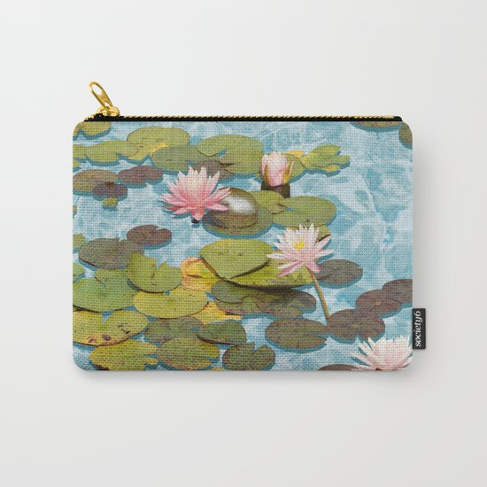 Poetry #society6 #buyart #decor Carry-All Pouch