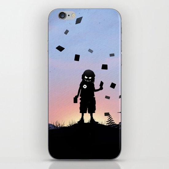 Joker Kid iPhone & iPod Skin