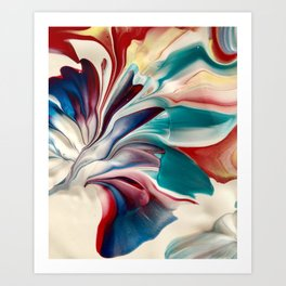 Biggi II Art Print