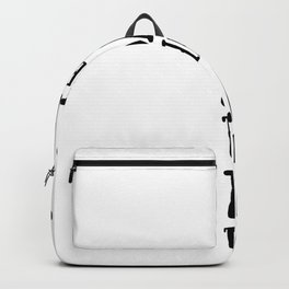 Rescue Save Love Backpack