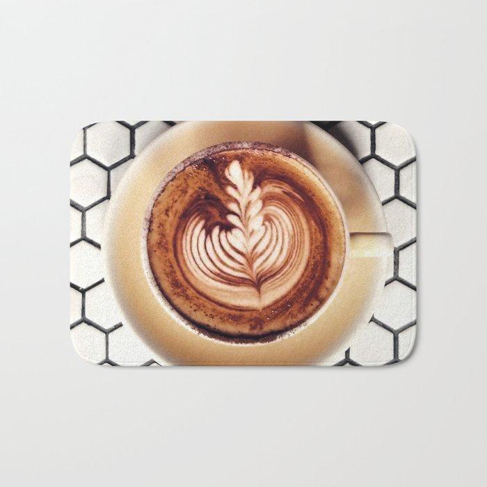 My Daily Coffee Bath Mat