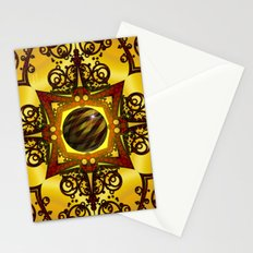 Stuck In The Middle Stationery Cards