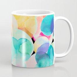 Polka Dot Ice Blue Coffee Mug