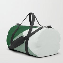 Trinity Color Block Forest Green 08441C Spring Summer Duffle Bag