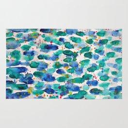 Splash #abstract #buyart Rug