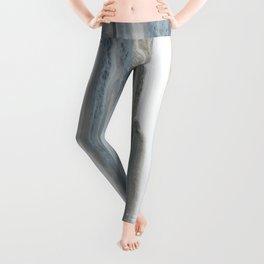 Gray Woodgrain  Leggings