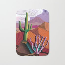 Gila River Indian Community Bath Mat