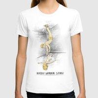 rocky horror T-shirts featuring Rocky Horror Story by DiHA