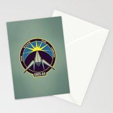 The Lylat Space Academy Stationery Cards