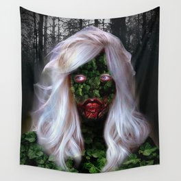 Ghost Of Laura Wall Tapestry