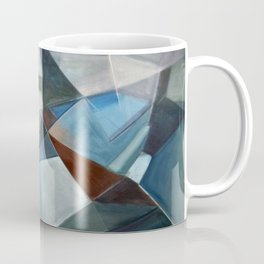 Spacial Abstraction II Coffee Mug