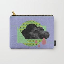 polka rain dot Carry-All Pouch