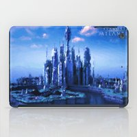 stargate iPad Cases featuring The lost city by Samy