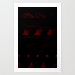 bloodlust. Art Print