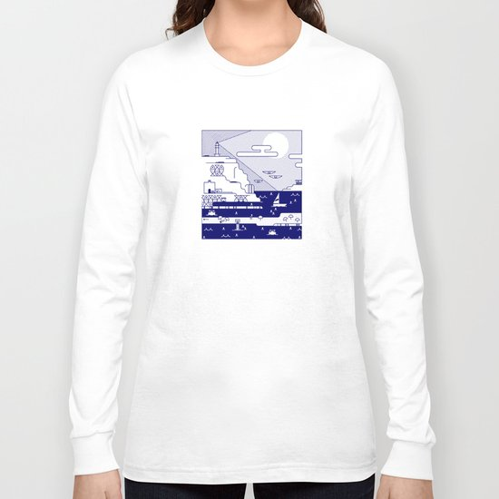 Places 2 Long Sleeve T-shirt
