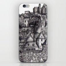 Black and White 4 iPhone & iPod Skin