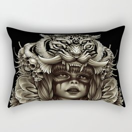 Winya No. 133 Rectangular Pillow